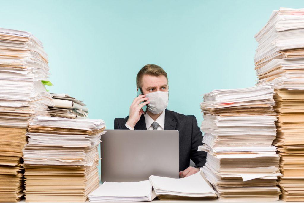 La burocracia es una de las formas más eficaces de destruir equipos de alto rendimiento. Protege a tu equipo de los procedimientos empresariales.